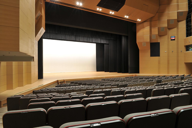 センチュリーホールステージの写真