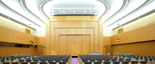 국제 회의실 이미지