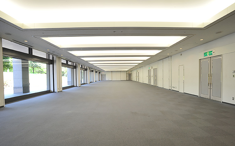 Photo of Exhibition room