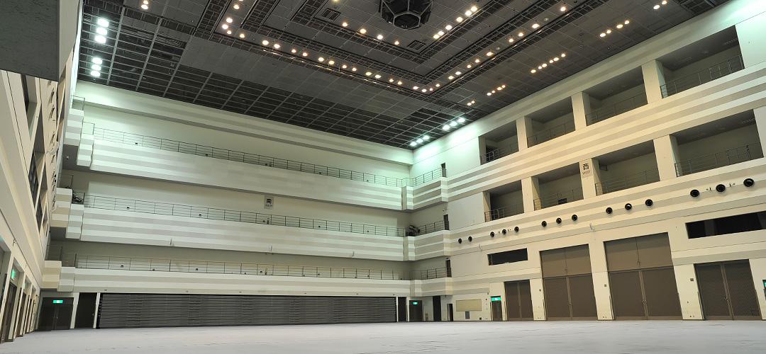 イベントホールのイメージ写真