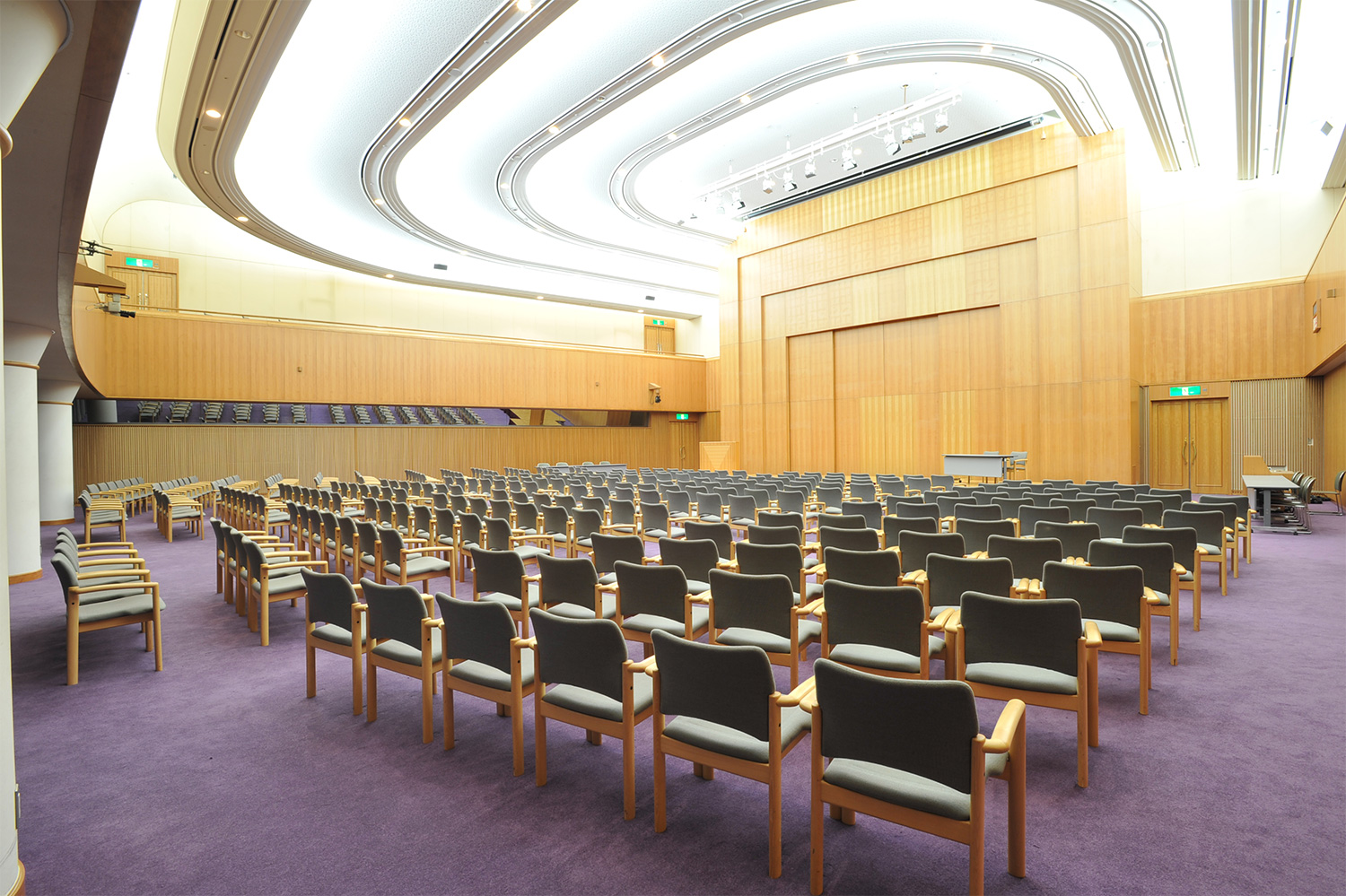 Photo of International conference Rooms