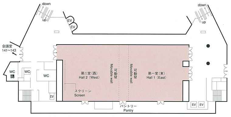 平面図の画像