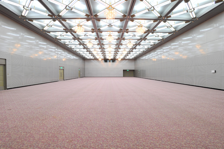 レセプションホール(正面)の写真