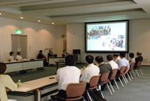 IMEX報告会の写真